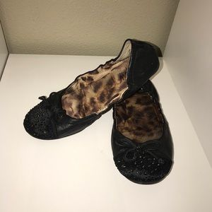 Sam Edelman leather flats size 5 1/2